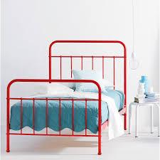 Kid Bed Frames Bedroom Bedroom Beds Sunday Scarlet Bed