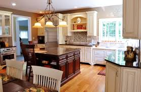 Antique Cream Kitchen Cabinets Kitchen Astonishing Cream Kitchen Cabinets For Old Fashioned