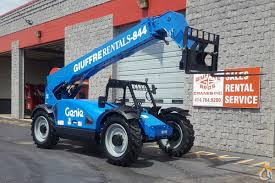 rental fleet genie 8k telehandler sale or rent crane for sale