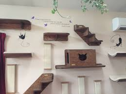 cat wall furniture cat house wall mounted cat climber cat wall climbing furniture cat