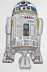 r2 d2 star wars coloring star wars coloring