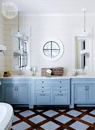 blue and brown bathroom contemporary bathroom tracery interiors