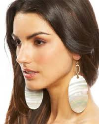 large earrings how to complement your with large jewelry and pieces