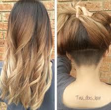 Frisur Lange Haare V by ᐅᐅ Top 40 Undercut Frisuren Für Frauen Haare Co