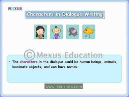 dialogue writing youtube