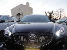 What Are Drl Lights Led Daytime Running Lights Replacements For A 2013 Mazda Cx 5