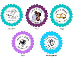 wedding tags wedding favor gift tags custom favor tags