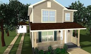11 beautiful small two story houses home plans u0026 blueprints 81446