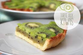tarte aux kiwis crookies