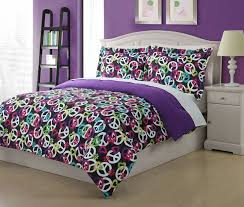 Girls Peace Sign Bedding by 48 Best Kids Bedding Images On Pinterest Kids Comforters