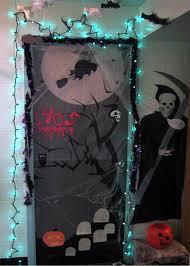 Frankenstein Door Decoration Halloween Door Decorations