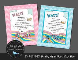 graduation guest book birthday graduation or new baby wishes guest book signing sign