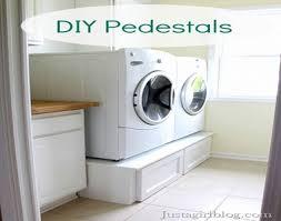Build Washer Dryer Pedestal Washer Dryer Pedestal Diy Interior Designs