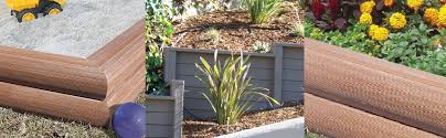 composite retaining wall timbers for oakland and san francisco
