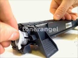 Toner Hl 1201 refill and reset the tn 1020 toner cartridge hl 1111 mfc