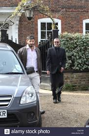 14 march 2012 london george michael leaving his highgate home