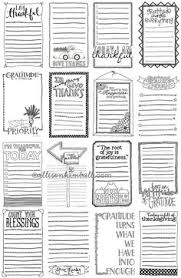 thankful template so love this u0027i am thankful u0027 journaling