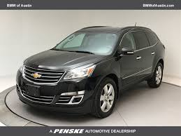 chevrolet traverse 2016 used chevrolet traverse fwd 4dr ltz at bmw of austin serving