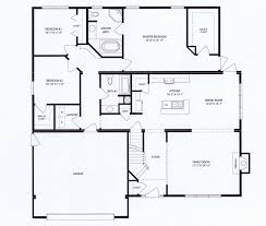 Home Floorplans by Modular Home Plans Ranchcape Floorplans