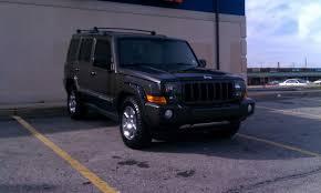 jeep commander black headlights 2006 jeep commander limited hemi se pa