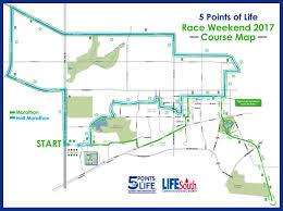 Map Of Boston Marathon Course by Five Points Of Life 5pointsoflife Twitter