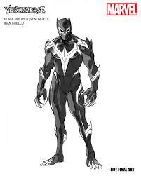 venomverse black panther design news marvel com