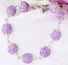 flower beaded bracelet images Keepsake bracelets rose keepsake company jpg