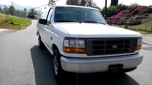 1 owner 1995 ford f 150 pickup truck 4 9l manual a c clean u0026 for
