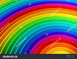 colorful rainbow color background stock illustration 103407230