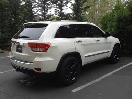 black jeep grand cherokee stone white on black wheels any pics jeep garage jeep forum