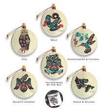 drum ornaments shotridge