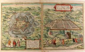 Map Of Mexico City by The Emergence Of Mexico University Libraries Usc