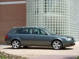 Audi A 6 2003 Audi A6 Avant Uk Spec 4b C5 U00272001 U201304