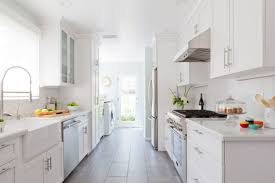 what to do with a small galley kitchen 12 galley kitchen remodels home dreamy