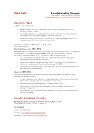 email marketing cover letter graphic designer cover letter