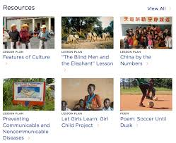 The Blind Men And The Elephant Lesson Plans Peace Corp Educators Global Partnership