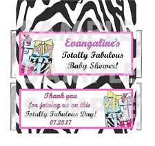 zebra baby shower zebra baby shower ebay