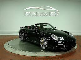 2011 porsche 911 turbo 2011 porsche 911 turbo s cabriolet black black 4 950