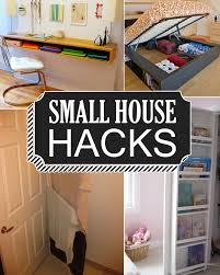 10 small house hacks to maximize and enlarge your space house