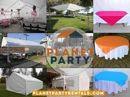 party rentals san fernando valley party rentals banner jpg