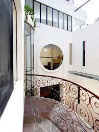 indoor balcony railing houzz