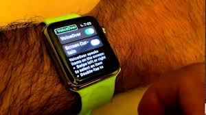 Screen Curtain Ipad Voiceover On Apple Watch Youtube