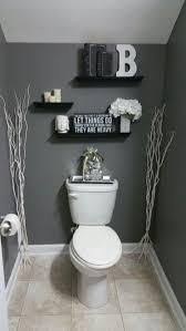 Grey Bathrooms Decorating Ideas Beautiful Best 25 Grey Bathroom Decor Ideas On Pinterest Half In