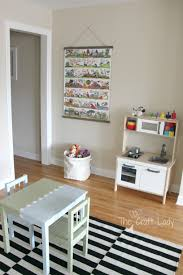 How To Hang Posters Without Damaging Walls by How To Make A Large Poster Frame For Only 6 The Crazy Craft Lady