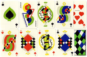 Joker Playing Card Designs Simultané The World Of Playing Cards