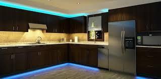 ruban led cuisine comment installer un ruban led dans la cuisine