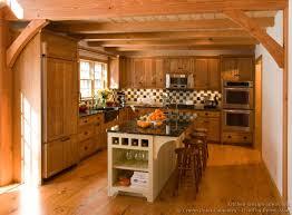 Log Home Kitchen Cabinets - log home kitchen design magnificent ideas log home kitchen for