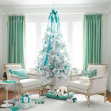 white trees decorated pictures reference