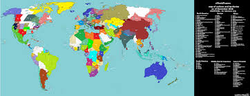 New Zealand On World Map by Meta Map Of The World 2038 Worldpowers