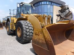 caterpillar 980g used loader for sale